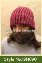 sombrero de la barba