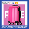 2015 hot sale pink luggage factory abs pc luggage sets