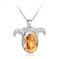 2015 Personal Wish Necklace Handmade Felt Necklace Jewelry