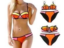 High Quality fashion micro new arrival indian brazilian triangl neoprene beautiful mature women ladies open hot sex bikini