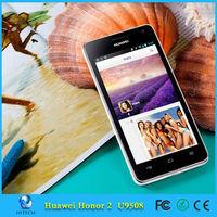 "4.5"" 3g mobile phone Huawei U9508 Honor 2 Quad Core 2GB 8GB Camera 8.0 MP Android 4.1 Mobile Phone"