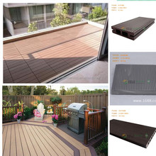 Good quality new design outdoor wpc decking/flooring