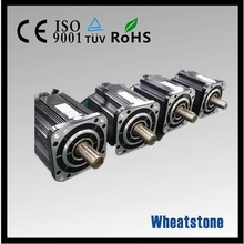 5kw water cooled electric brushless dc motor