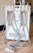 Portátil unidad dental/equipo, dental portátil unidad de la turbina