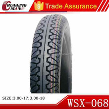Motorcycle Tube Tyre 300-17 300-18
