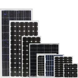 high quality 3w-300w watt monocrystalline solar panels