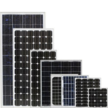 high quality 3w-300w watt monocrystalline solar panels