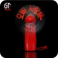 Factory Price Plastic Battery Operated Hand Held Fans