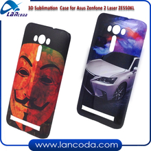 dye 3d Sublimation Blank Mobile Phone Case for Asus Zenfone 2 Laser ZE550KL