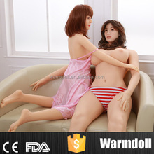Real Silicone Sex Doll 136cm Lovely Silicone Girl