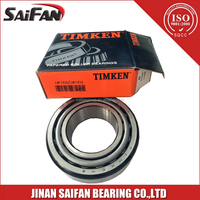 Inch TIMKEN Taper Roller Bearing LM11949/LM11910 Auto Bearing SET2 OE Code 2667 886