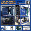 CSCPOWER T5 máquina de fazer gelo industrial com preço razoável