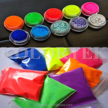 fluorescent pigments manufacturers, fluorescent pigments powder wholesale, cosmetic fluorescent neon pigment colors