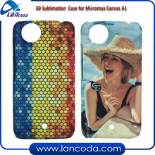 Mobile Phone Cover 3D Sublimation Phone Case for Micromax Canvas A1