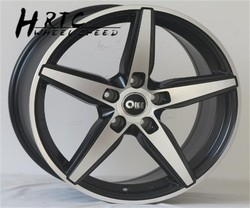 2015 newest 18*8.5j 19*9j alloy wheel replica fit for bmw for sale