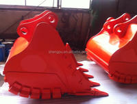 China Supplier High Performance ZX200 Excavator Bucket For Hitachi