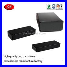 Customized electric metal enclosure CNC Milling Parts Aluminum box mod electronic cigarette accessories