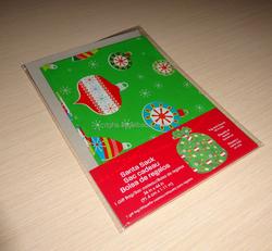 New plastic Christmas package decorations Target Christmas bike bag