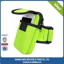 Cheap Mobile Phone Sport Wrist Wallet, Outdoor Cycling Running Wrist Pouch