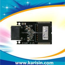 Karisin high performence Vertical/Horizontal sata dom 4gb with original MLC flash