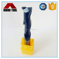 Lathe carbide cutting tools carbide extra long cutter bit for aluminum/straight shank end mills