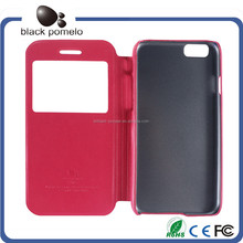 Pure Color Universal Flip Case,Leather Phone Case