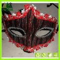 máscara de carnaval para fiesta de baile
