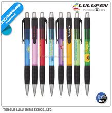 Black Trim Element Promotional Pen (Lu-Q06653)
