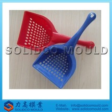 hot sale plastic shovel mold, shovel injection mould, plastic household product mould