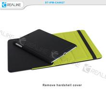 Unique detachable leather stand tablet case for ipad mini4
