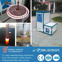 120KW saving power high frequency induction heating for quenching equipment