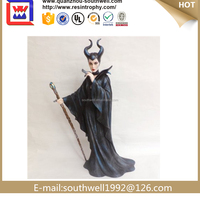 World famous movie star Angelina Jolie female figure action figure of Snow White