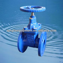 DN50 motor operated stem gate valve manufacturers