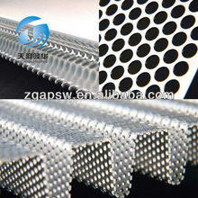 Aluminum perforated wire mesh big brand high quality