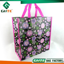 Cheap Custom Non Woven Bag Promotional PP Non Woven Shopping Bag PP non woven tote bag