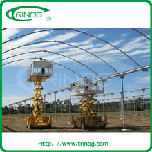 Hot sale agricultural greenhouse for hydroponics vegetable