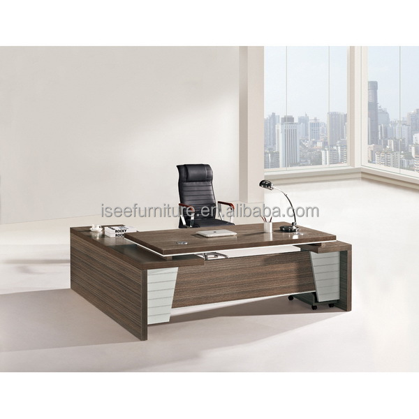 Standard Executive Office Counter Table DesignOffice