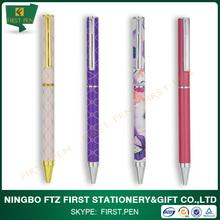 New High End Metal souvenir pen For Promotion