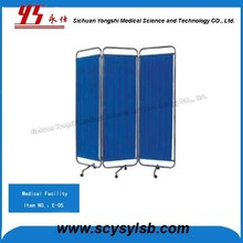 Stainless Steel Portable Medical Hospital Room Divider Curtain for Sale