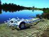 Aluminum boat trailer CBT-J54A/CBT-J54RA