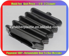 High Quality Square Rubber Bellows / Industrial NBR Bellows / Expansion Joint Rubber Bellows