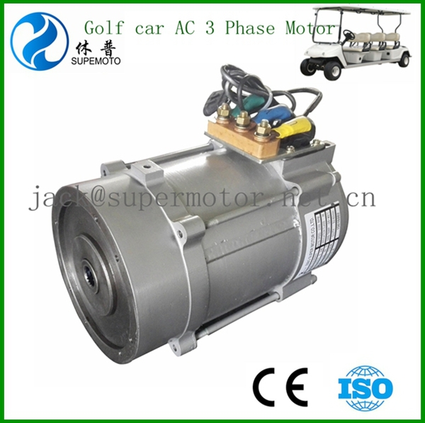 4kw 48v Ac Motor For Electric Golf Car Buy Ac Motor For