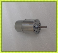 low current consumptions 27mm gearbox high torque 4mm shaft steel gears reversible mini electric motor low rpm