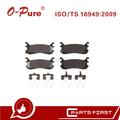 Pastillas De Freno D636 De China Manufacturero Auto Repuestos Para Mazda Miata