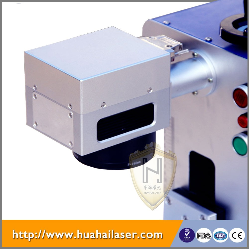 Germany Ipg Raycus 20w Fiber Laser Marking For Metal