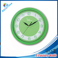 high quality 10 inch clock with projection on the ceilin