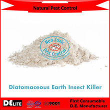 DElite Organic 300G/Bottle Diatomaceous Earth(D.E.) Powder Pest Control For Pets and Livestocks