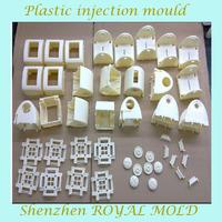 custom precision family multies cavities plastic mould die maker