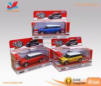 Wholesale 1:43 model car mini die cast car on hot sale