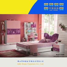 6309 modern design kids child bed princess style big lots furniture children furniture sets